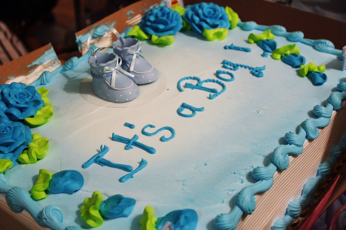 It's a boy Family It's A Boy Blue Cake Addition To The Family Smiles Bright Future