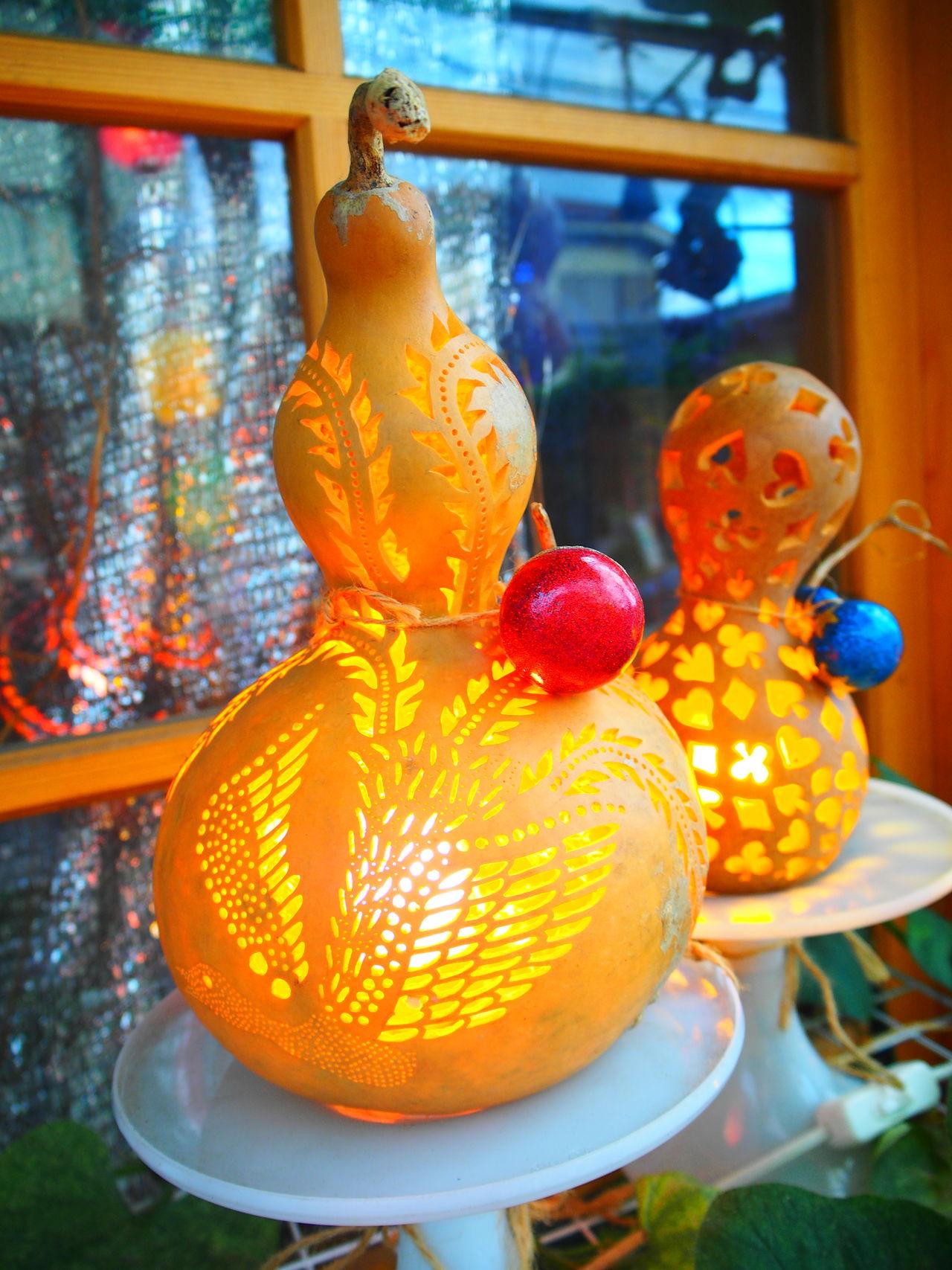 瓢箪 ランプ Lamp 川越