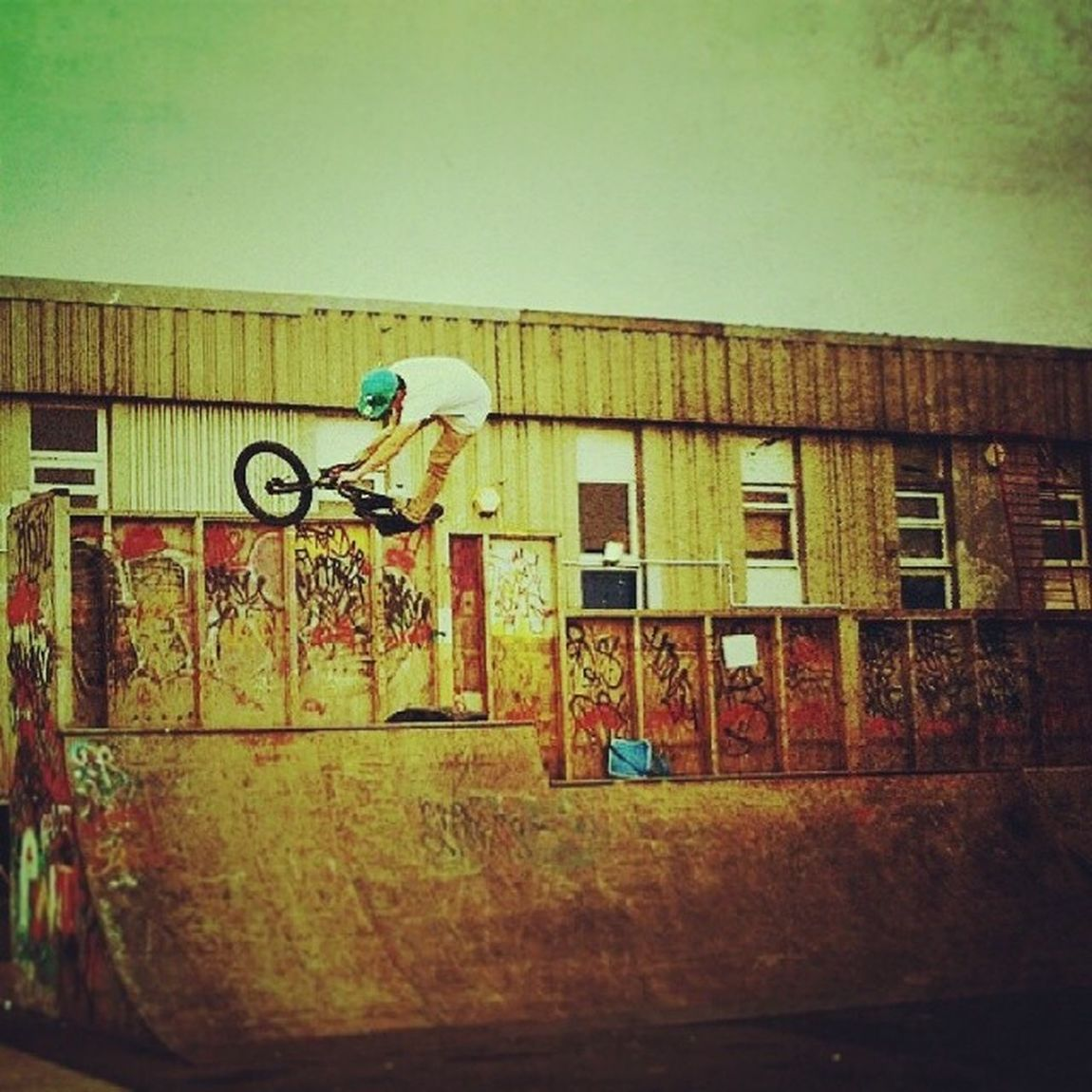 Back in the day.Wished I kept my bmx Bmx  Ramps Tabletop Wethepeoplebikeco wtpbikes properbikeco s&mbikeco