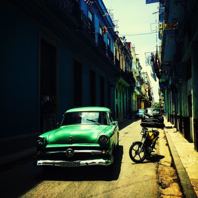 Mein Automoment Feel The Journey Cuba Havana