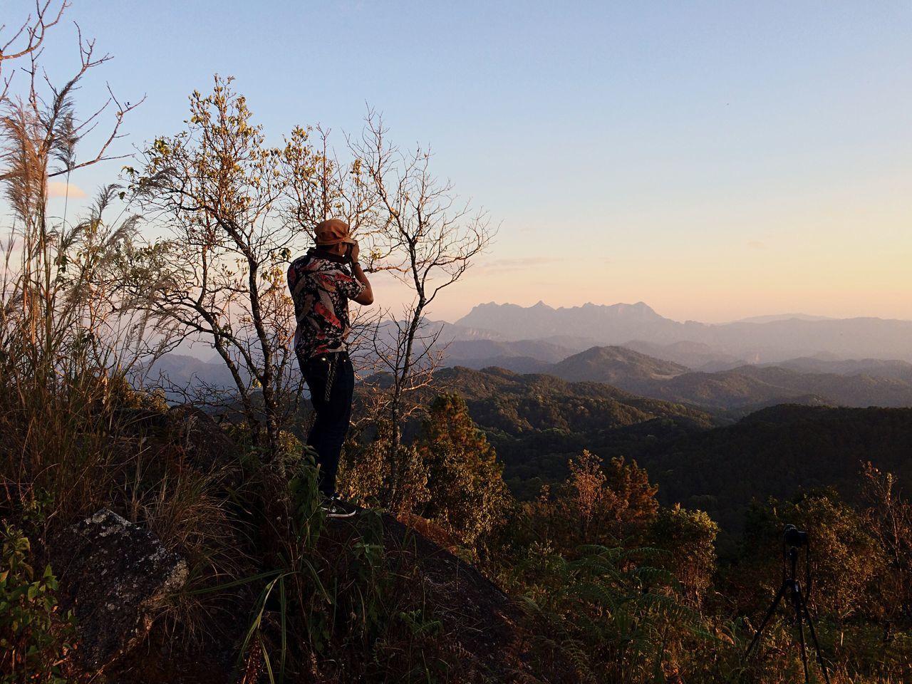Miles Away Chiang Mai | Thailand Chiang Mai Chiang Dao Trekking Mountain Mountain View Mountain Peak Journey Outdoors Outdoor Photography Adventure Hiking Nature Scenics Photographer