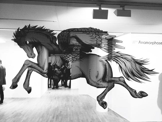 Pegasus Fondationedf Streetart