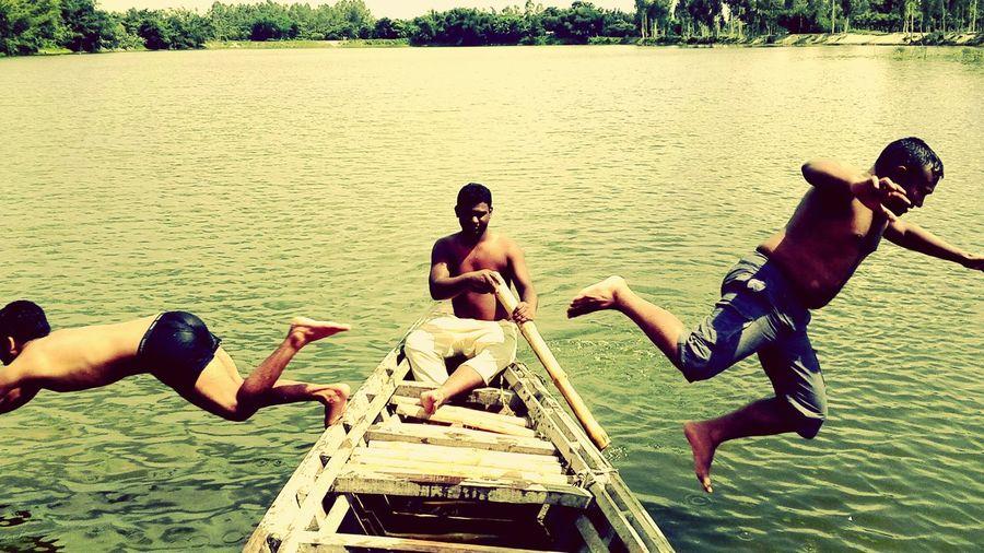 Adventure Club Youth Childhood Bangladesh Friends Funshot Cellphone Photography