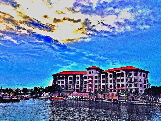 Malacca River EyeEmMalaysia Keepcalm holiday