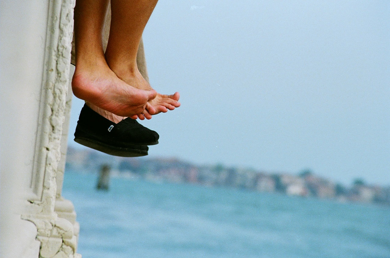 Beautiful stock photos of legs, Barefoot, Close-Up, Day, Focus On Foreground