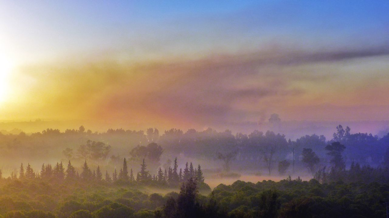 Dreamland Dreamworld Pastel Power Marocco Maroc Marokko Foggy Morning Colorful Colorful Moments
