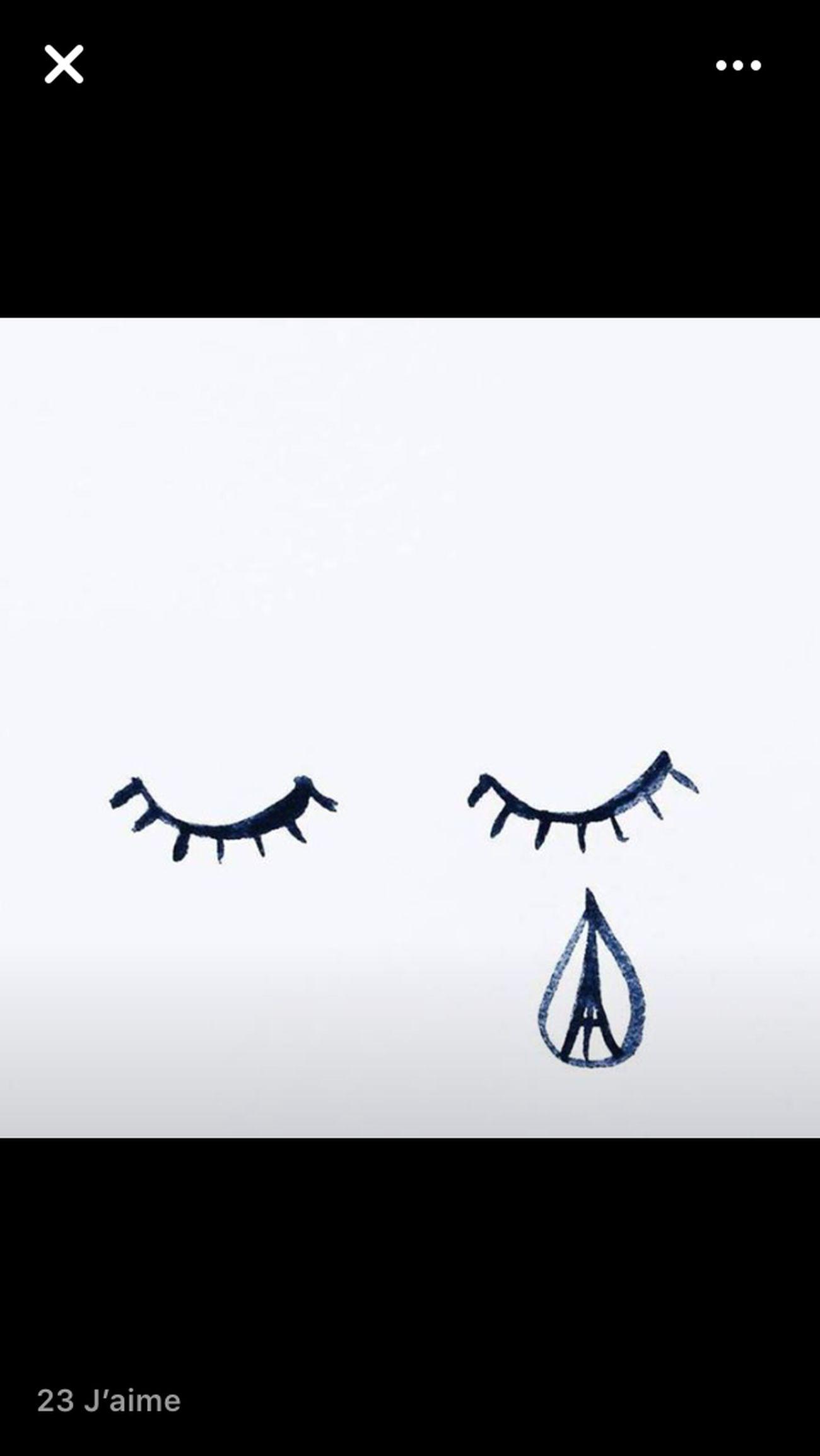 Prayforparis ParisAttacks United