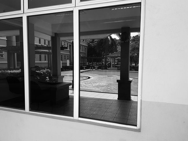 Monochrome Photography Outdoors Vertical Day No People Architecture Sliding Door