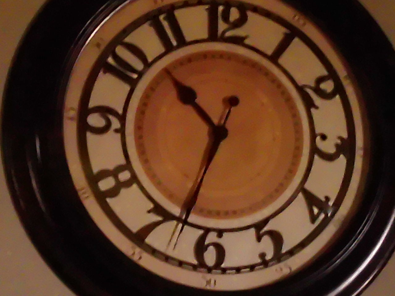 10 Blindshot Clock Design Directly Above Indoors  Learning New Camara Old-fashioned Still Life Technology