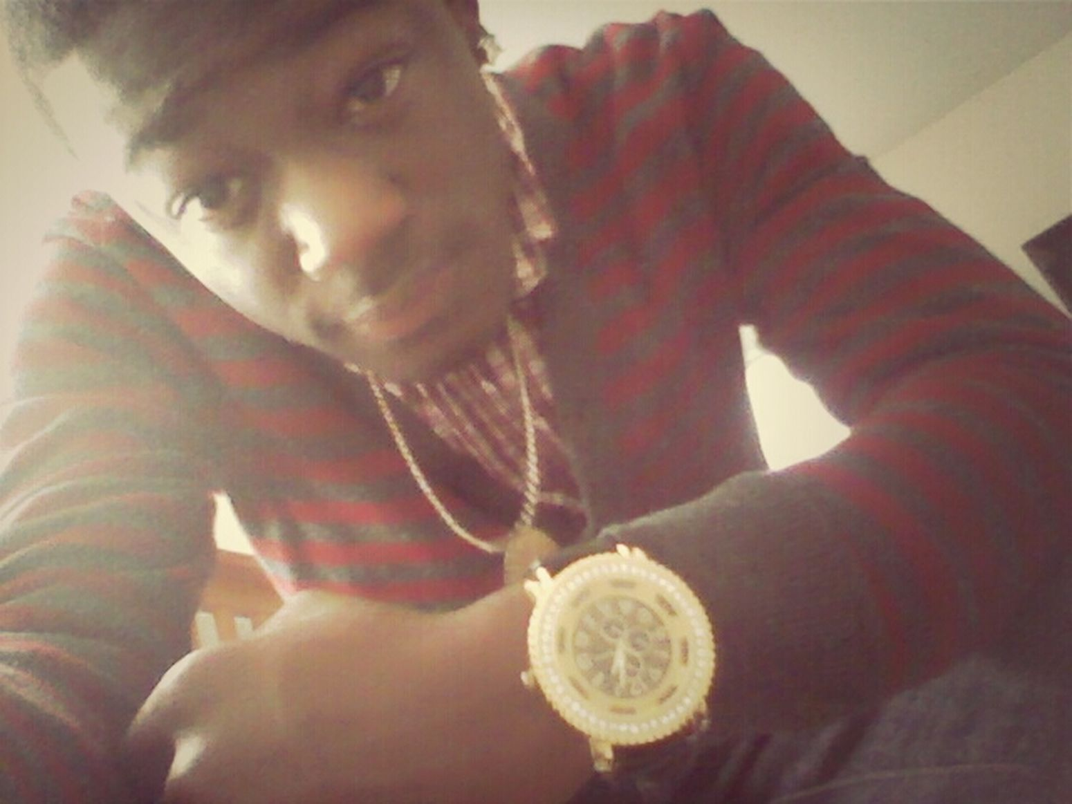 I'm one of very few fly guys, but my appearance isn't what makes me the smart intelligent young man I am today it was by gods grace that I am able to continue on accomplishing all my goals =) Proda_JayJay96 ©
