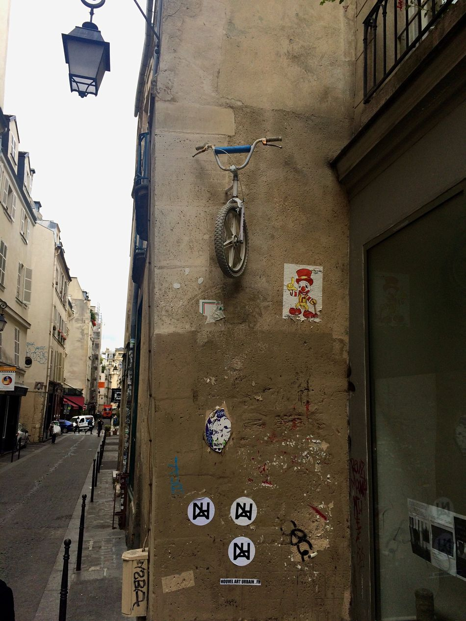 Streetart Streetphotography Streetsofparis ArtWork Paris Bikesaroundtheworld Street Of Paris Bikeinawall France