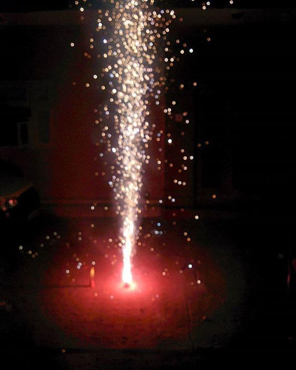 Diwali Anaar Fireworks Anaar Colours Festival Indiablurred one still best 😘