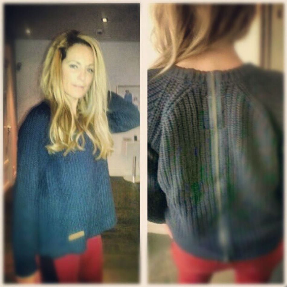 Fashion Dbrand Mode PR Laila Blogg Bagge Dbrand .seAgnes Knitted  Laila Bagge