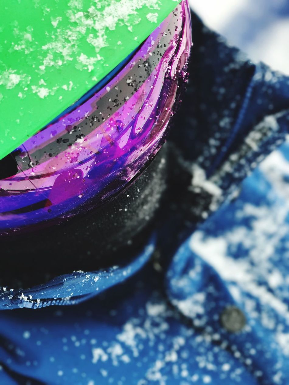 Portrait shot of a Snowboarder on a chair lift in Bansko Bulgaria . Close-up Depth Of Field Portrait Mode IPhone 7 Plus IPhoneography IPhone Mountains Goggles Snow Snowboarding Snowboard