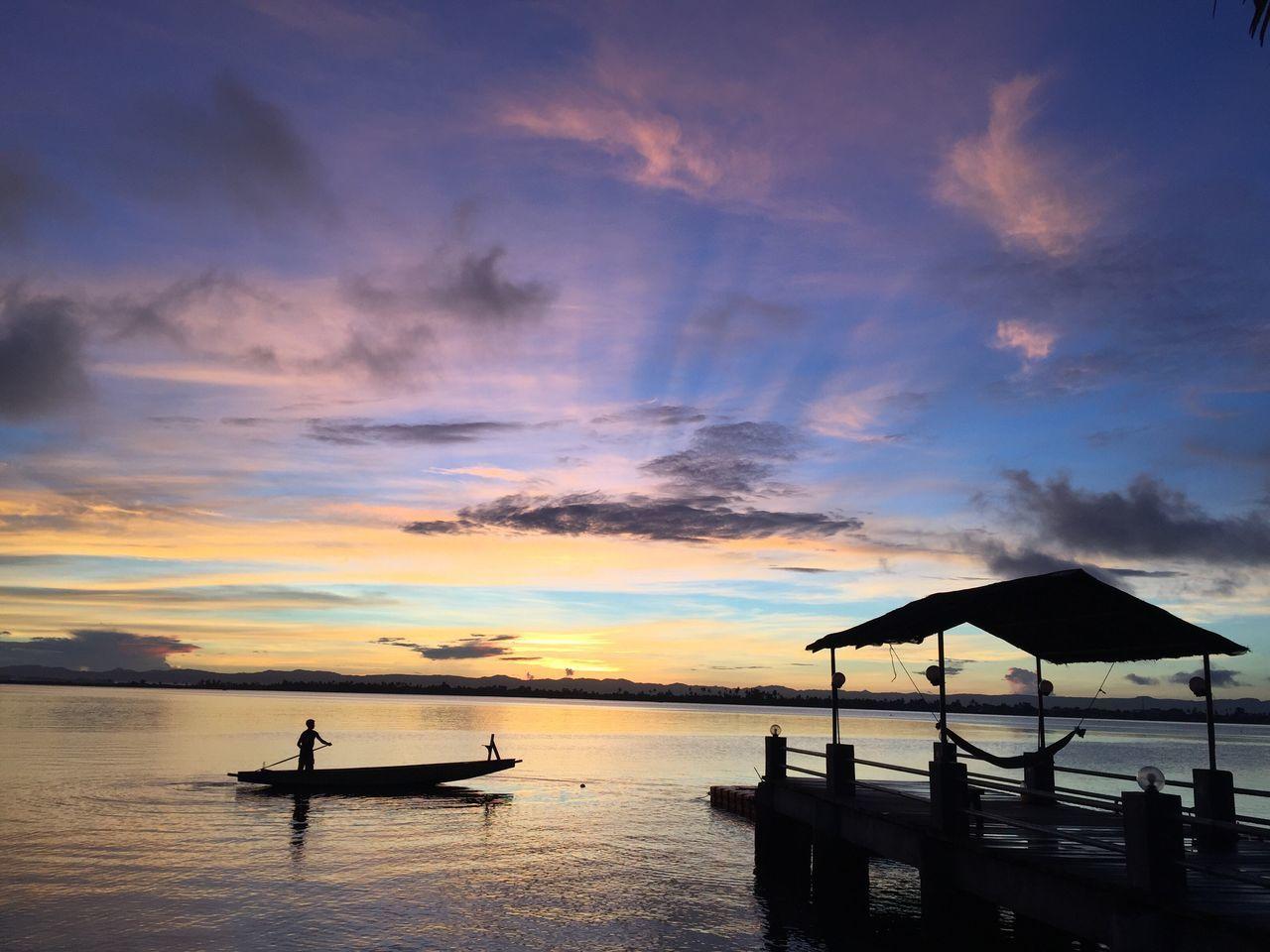 June 23, 2016. Cancabato Bay. Unfiltered beauty. TaclobanSalties