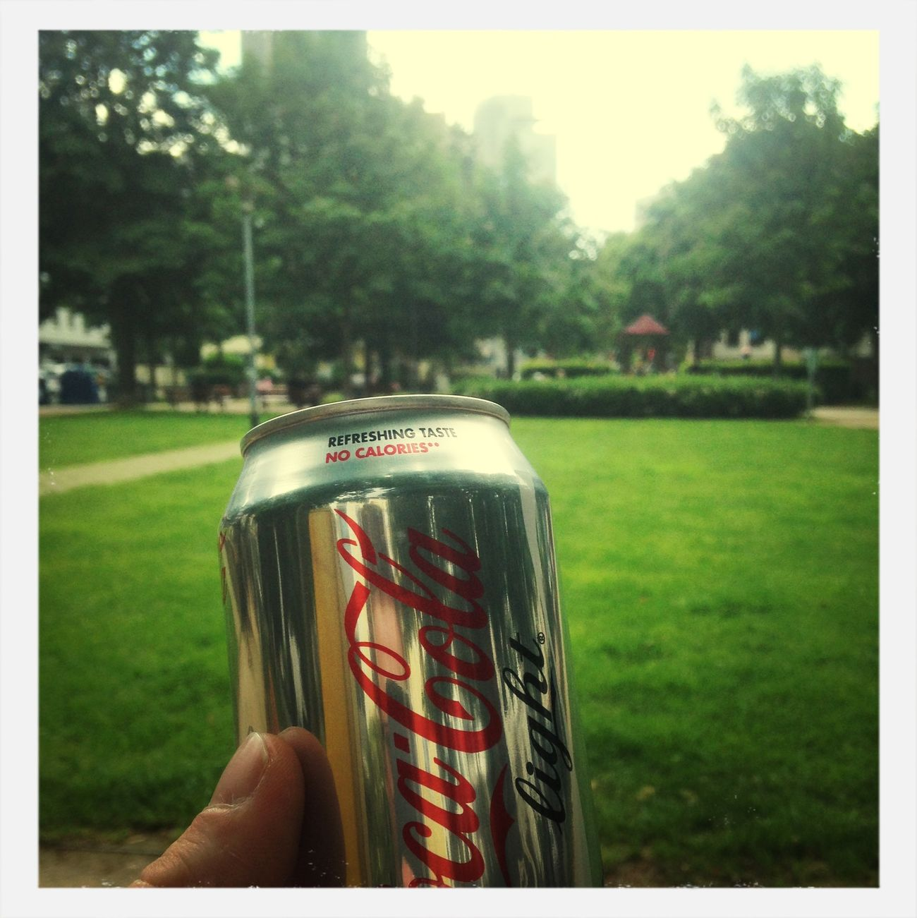 Coke, baby!
