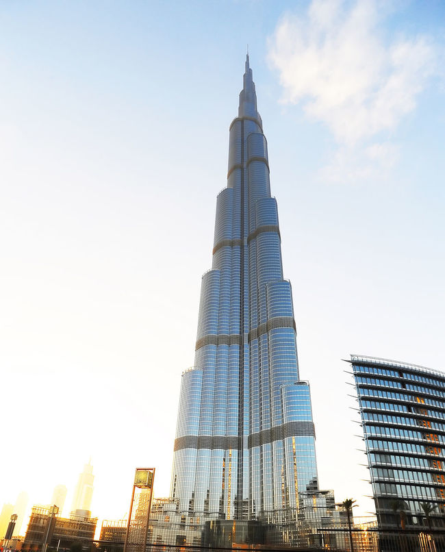 Architecture Building Exterior Building Story Built Structure City City Life Development Dubai Emirates Financial District  Khalifa_tower Khlifa Modern Office Building Outdoors Skyscraper Tall Tall - High Tower Urban Skyline