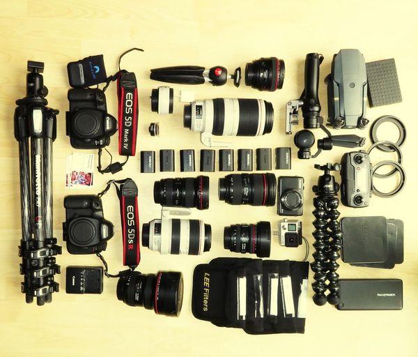 Camera - Photographic Equipment First Eyeem Photo