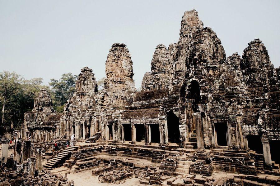 Angkor Wat Kambodia