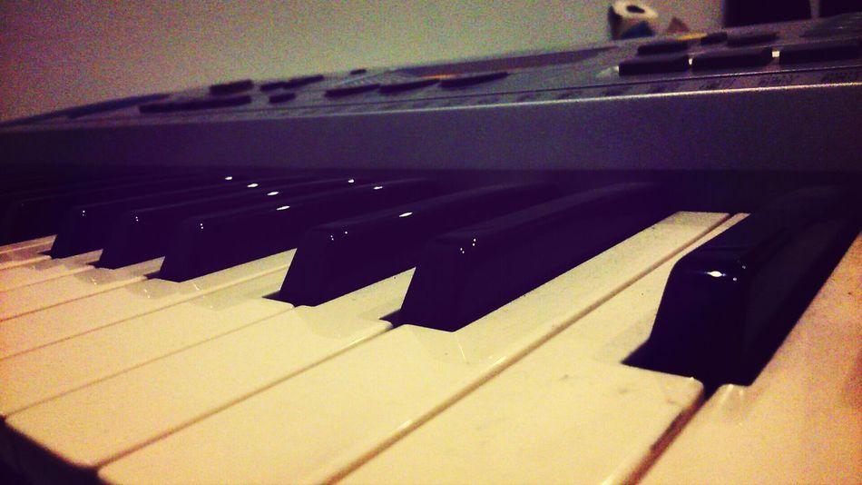 Piano Relaxing Enjoying Life
