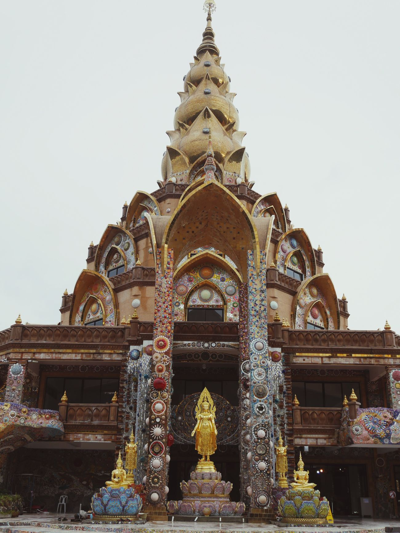 Pha Sorn Kaew Temple Thailand Temple Pagoda KhaoKho,Thailand Big Temple Temple Thailand
