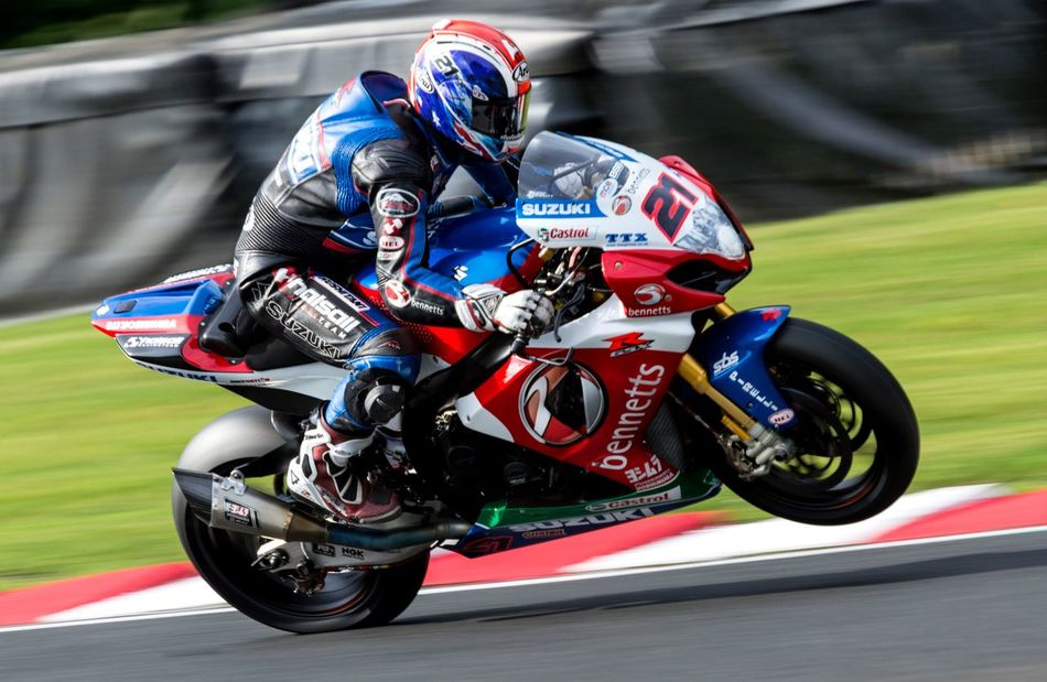 BSB Oulton Park 2015 Motion Motorbike Oultonpark Raacing Speed Speedway Sport Superbike Wheelie Capturing Motion