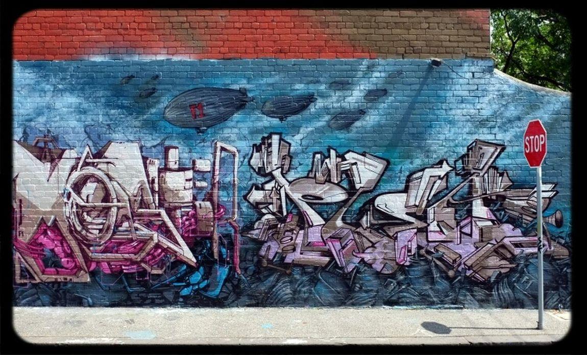 Graffiti Streetart Dem189 F1crew