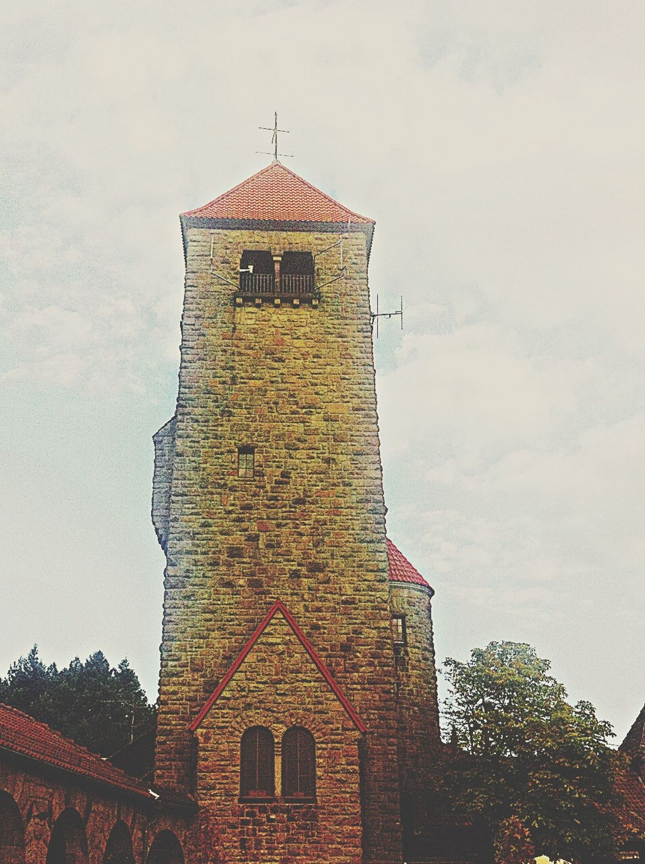 Turm Weinheim Watchtower