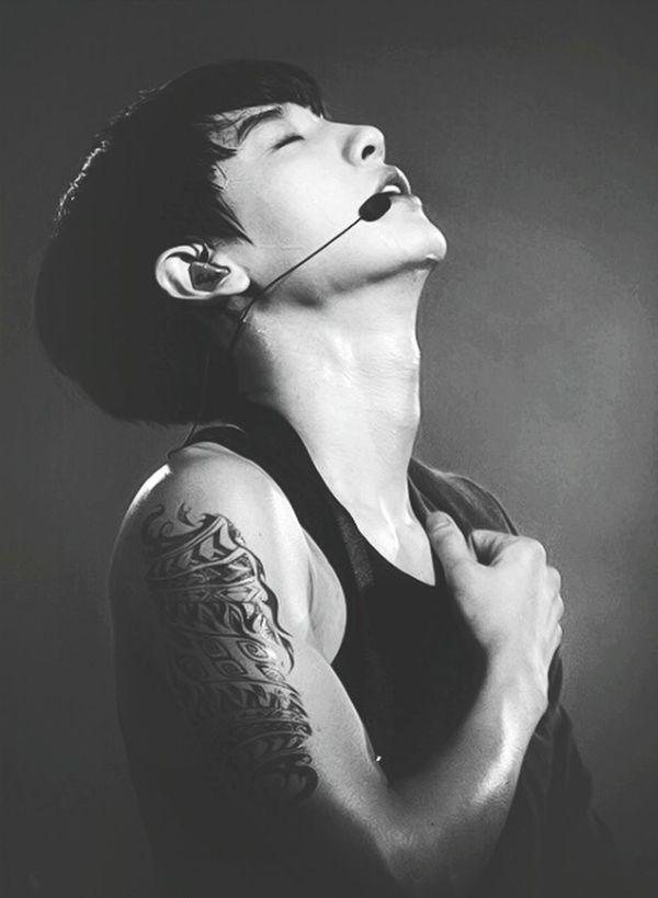 Exo K Chanyeol Handsome Boy Boy Friend ✌❤ Overdose Wolf Growl