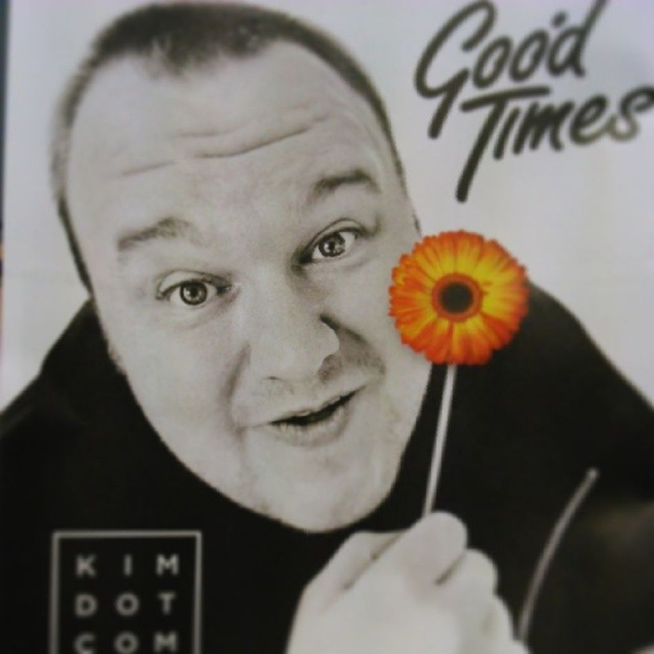 God I love him Kimdotcom Kimdotcomeforprimeminister2014 GoodTimes GetTheAlbum