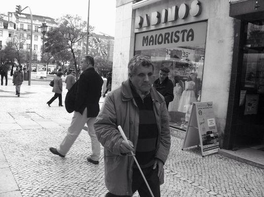 streetphotography at Rossio by quislibet