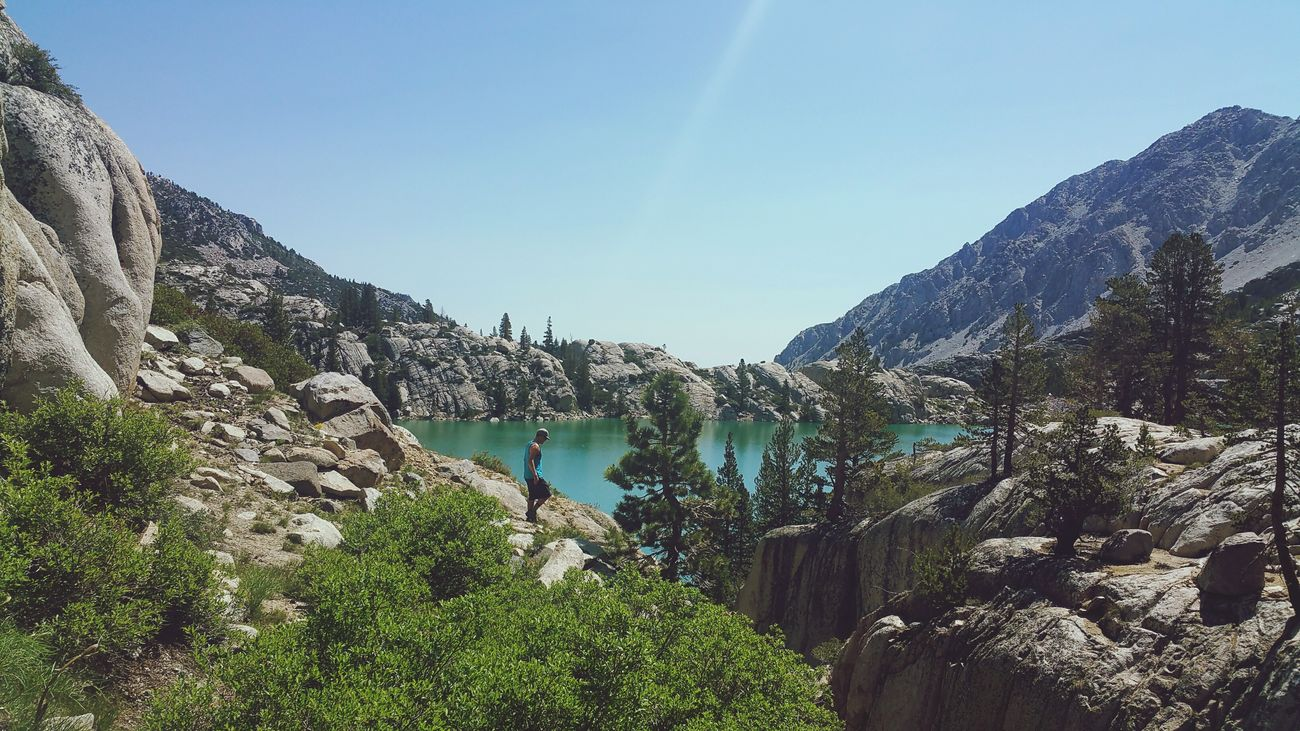 First Eyeem Photo Big Pine Lakes