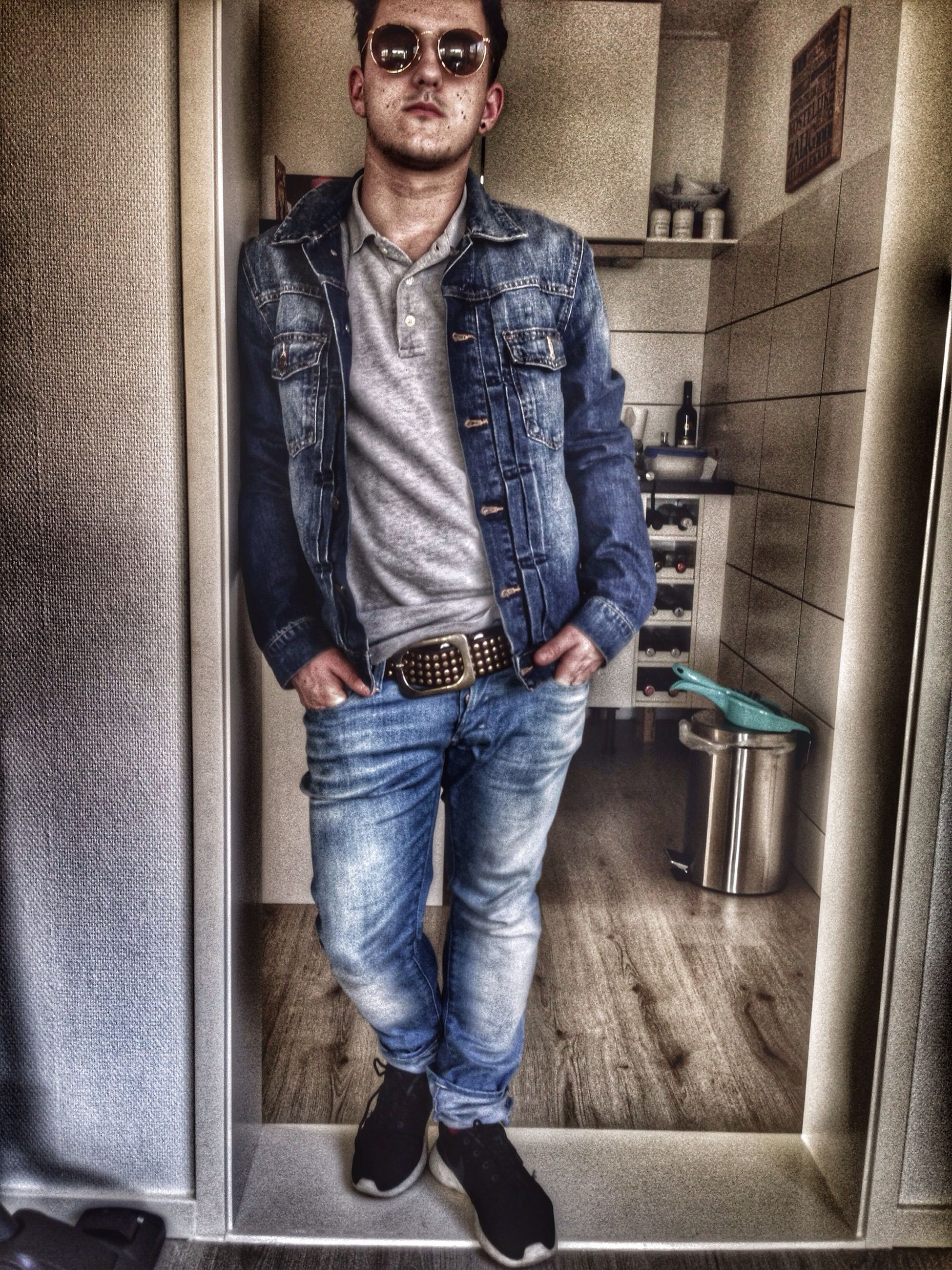 Made by my Daughter Nice Day Denim Men