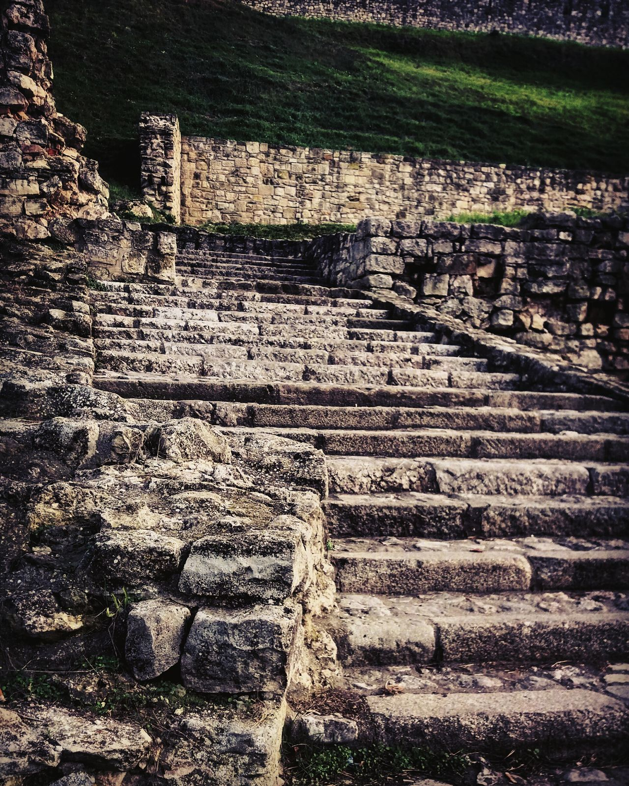 Stairs Stairs & Shadows Stairs_collection Stairs To Heaven Kalemegdan  Kalemegdanfortress Kalemegdan Park Kalemegdanska Tvrdjava Beograd Belgrade Beograd Fortress Fortress Europe Serbia Serbia,Belgrade Stone Stone Steps Stone