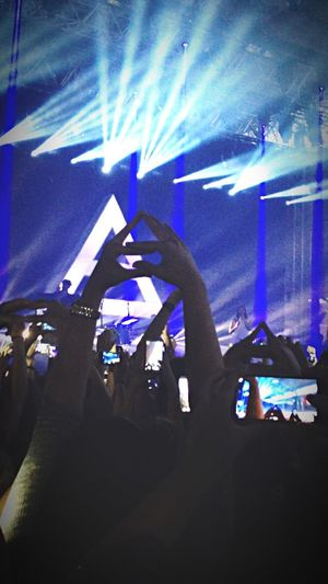 30 Seconds To Mars - the Triad The Fan Club Concert Photography 30 Seconds To Mars Creative Light And Shadow Electronic Music Shots Music Party Concert EyeEm Best Shots Bestoftheday