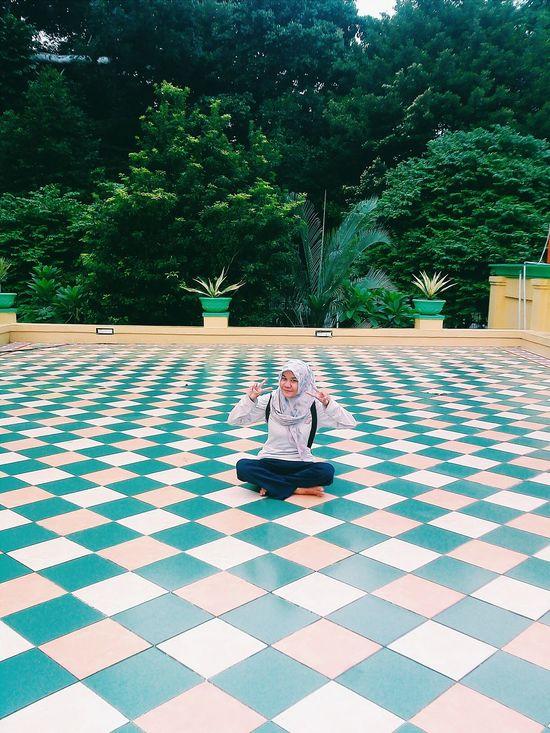GBK Gelorabungkarno Mosque Holidays Happy Weekend !!!