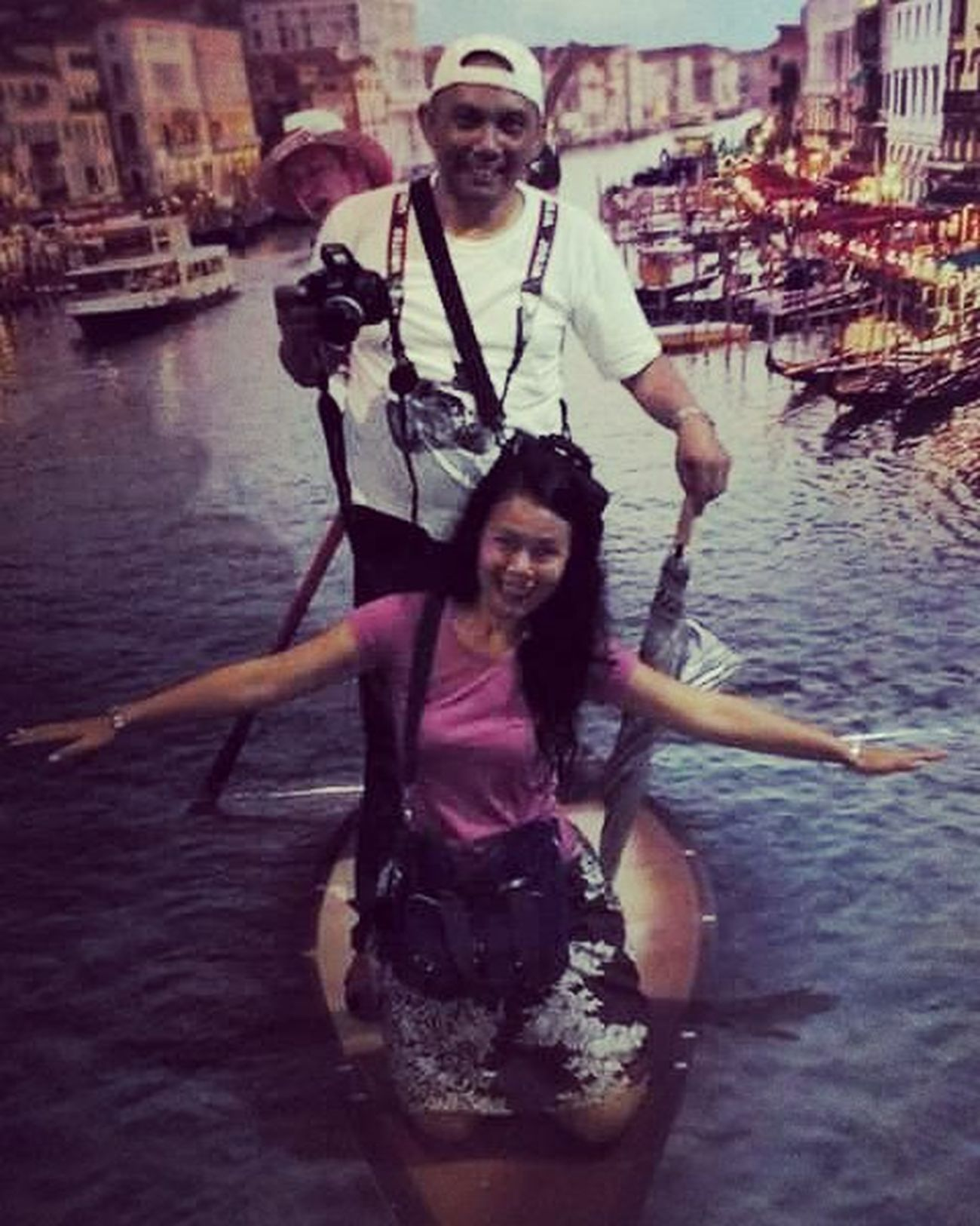 Venecia taste Latepost Demata Dmata Wallpaper Wallphotography Studio Art Jogjakarta Traveling Nice Cool Family Gondola Photooftoday