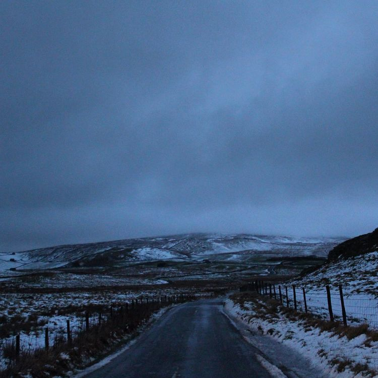 Yorkshire Yorkshire Dales Dales Moors Malham Malham Moor Snow Country Countryside Country Road Winter Winter Wonderland Frost Frosty Ice Icy Grey Cloudy Three Peaks Peaks Hilltop Landscape Nature