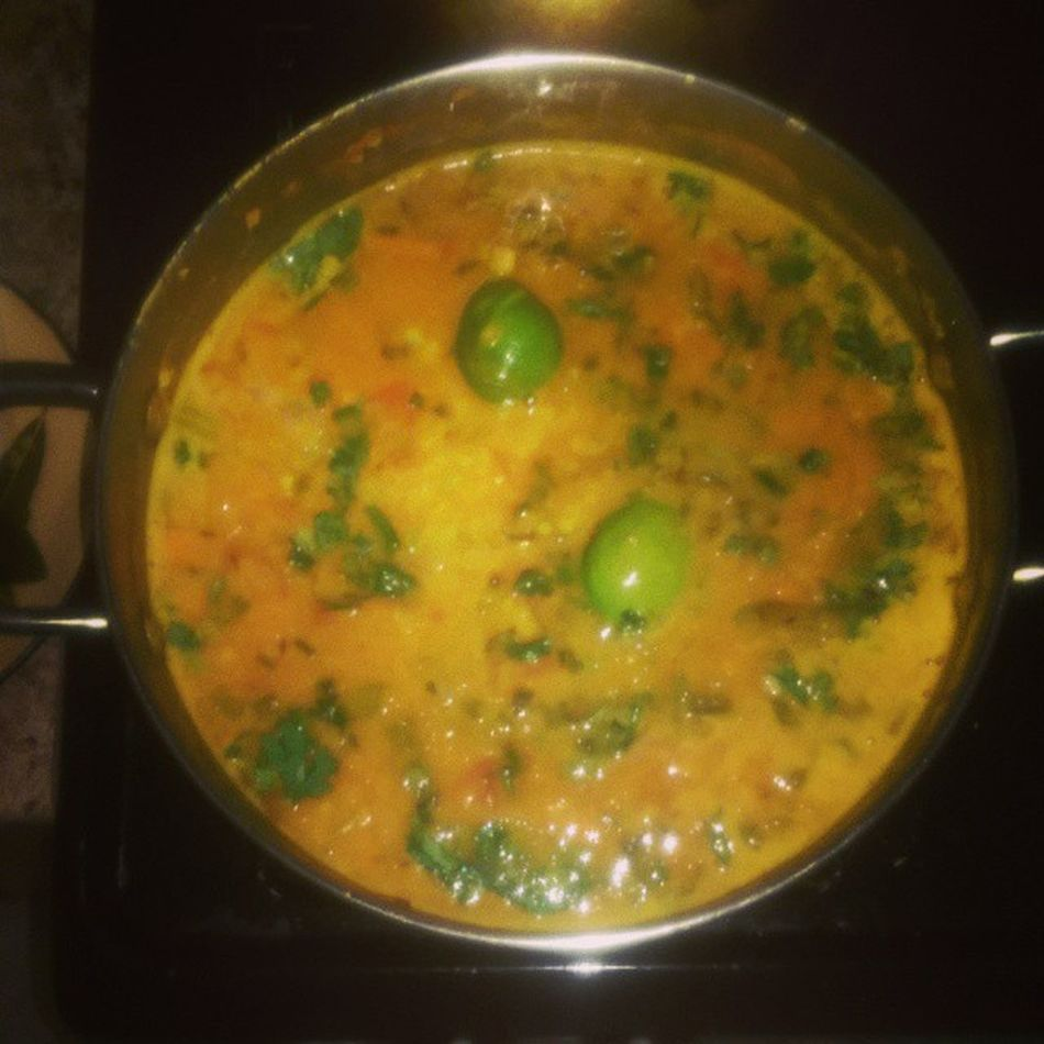 Celery Carrots Redlentils Curry vegan whatveganseat cilantro lime