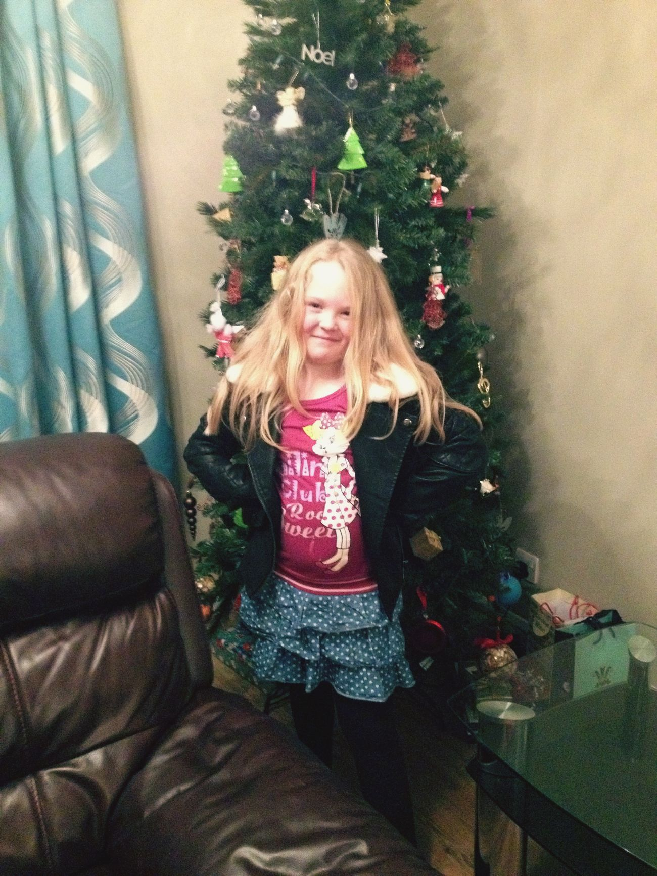 I love this little girl more than life #Christmas MyHeart❤ Ohana ❤ #Niece Family❤