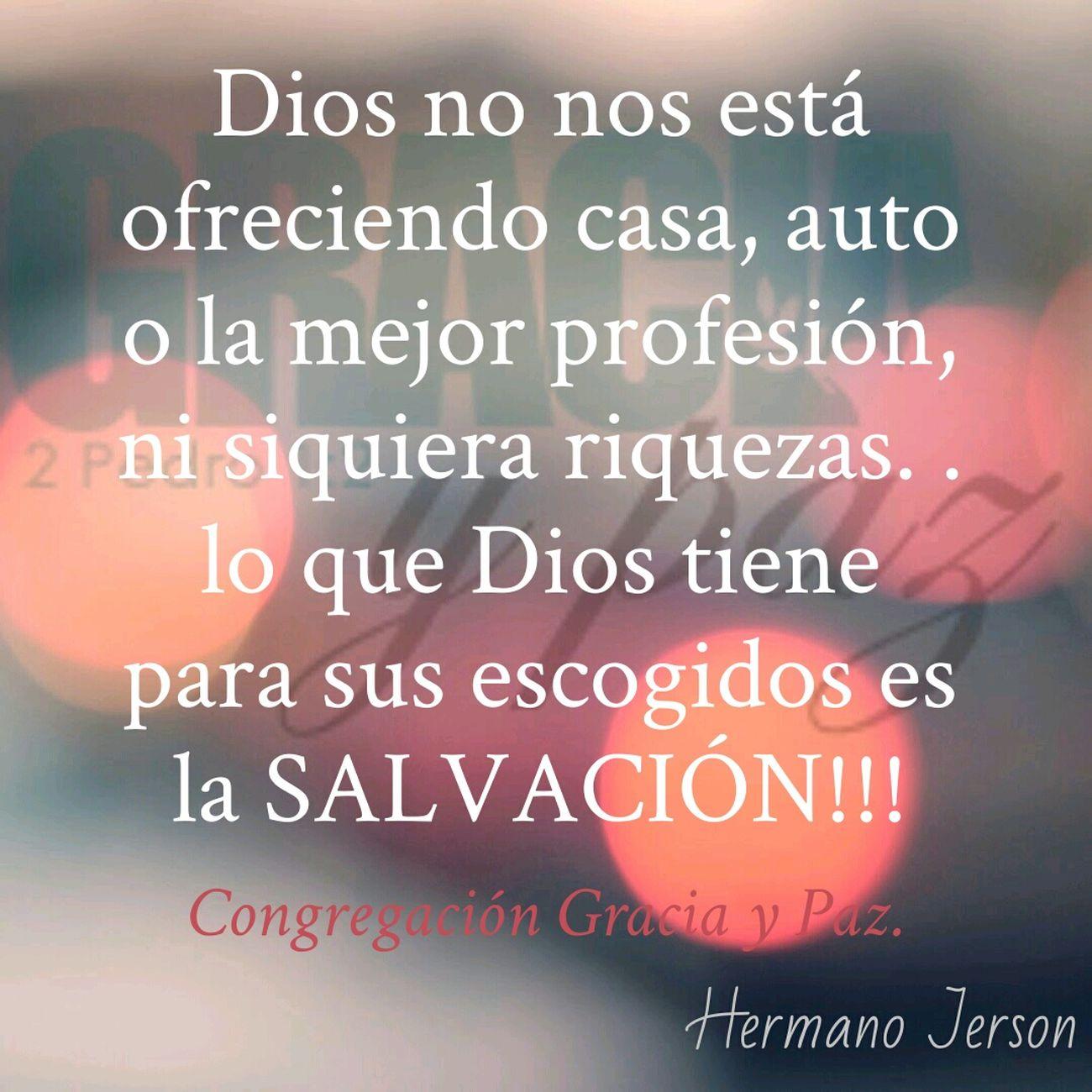 Dios Jesucristo Doctrina CongregacionGraciaYPaz