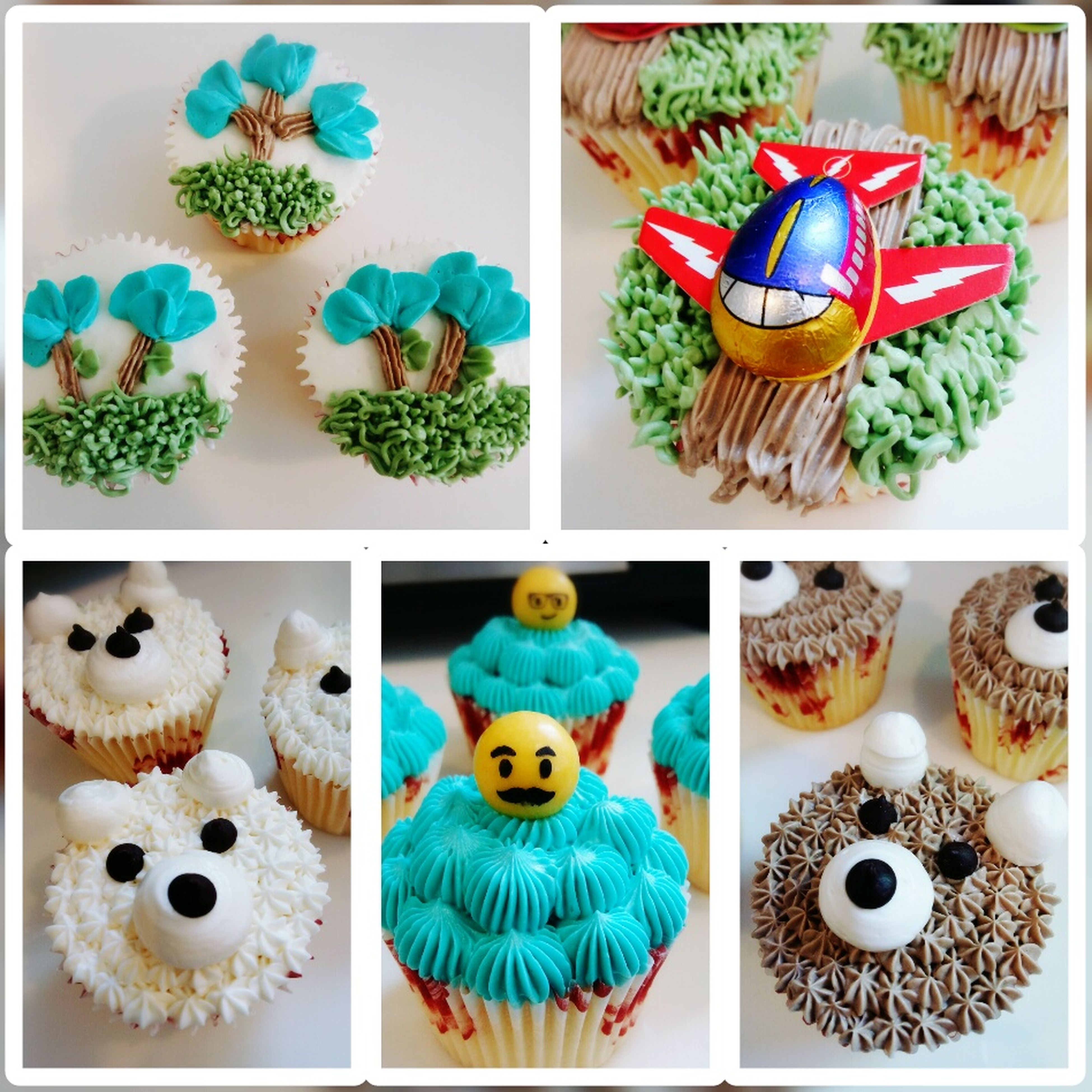 Which One Do You Prefer? Cupcakes I Love Baking My Job 😙😙😙
