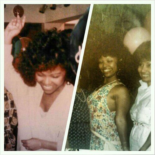 My mama Looksomuchlikeher