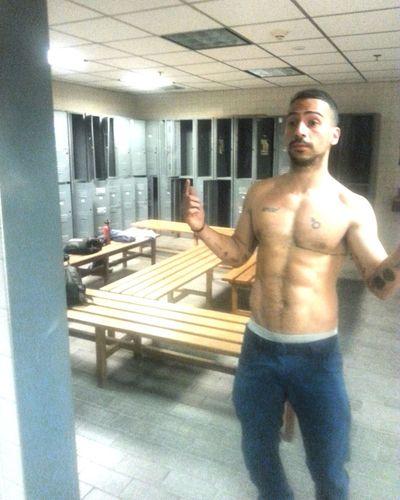 Sexyman Mirror SexyTattoos Fit Gym Time