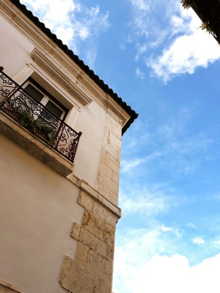 Leiria Portugal Classical Architecture EyeEmNewHere Sky Outdoors Sky And Clouds Architecture The Architect - 2017 EyeEm Awards Neighborhood Map