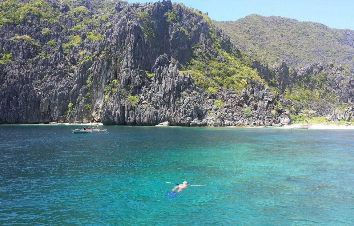 sabado 02222014 Elnido Itsmorefuninthephilippines Beautifuldestination Relaxing