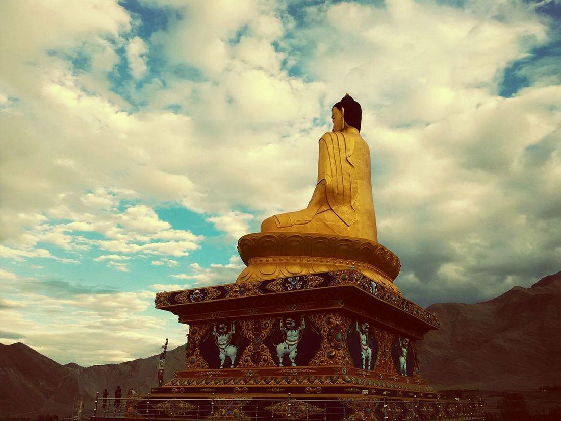 43 Golden Moments Englightment Buddha Statue Universaltruth Dhamma