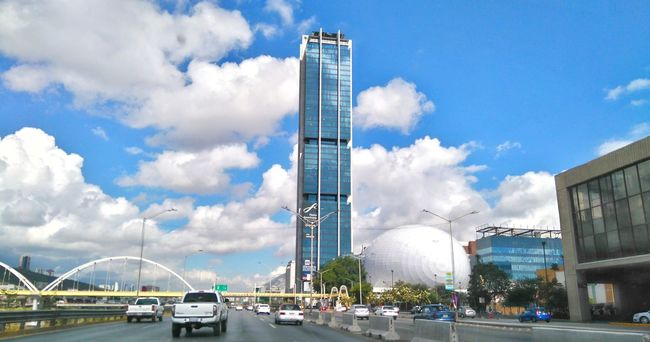 Monterrey Clouds And Sky PabellonM