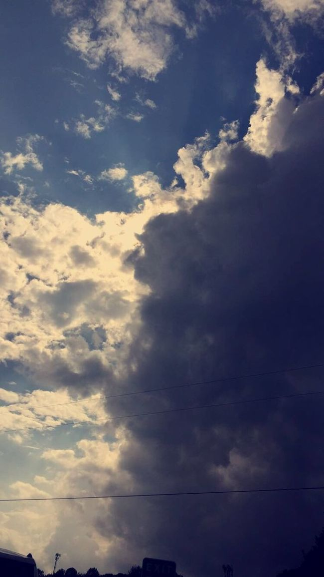 Big Clouds Clouds Sky Blue Sky Clouds And Sky