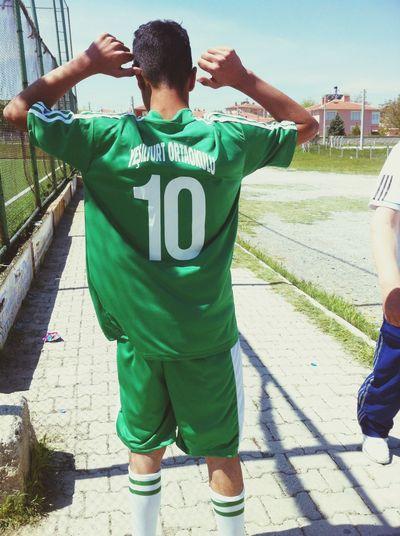 Maç oynamadan önce